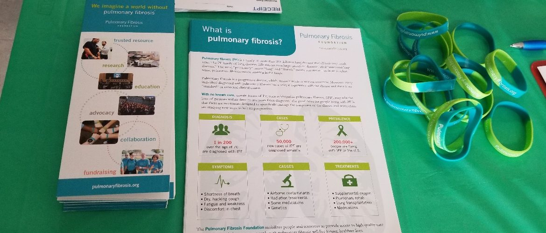 Pulmonary Fibrosis Pamphlets